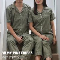 Piyama Couple dewasa katun / Baju tidur couple / Couple Pajamas