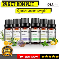 Esential Oil Aroma Theraphy Minyak essential oils diffuser water based
