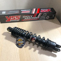 Shock YSS Pro Plus 330MM Vario 125 - 150 - Scoopy - Beat Black Series