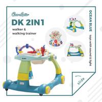 Babywalker / Baby Walker Cocolatte 2 in 1 walker CL - 1100