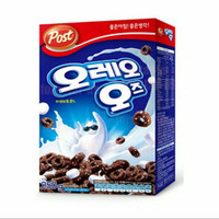 POST OREO O'S CEREAL WITH MARSHMALLOW 250 GRAM