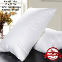 Bantal Tidur Premium Ukuran 50x70 CM