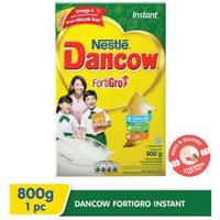 dancow fortigro instant / full cream / coklat 800gr