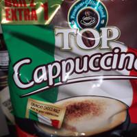 kopi top cappuccino 15sachet