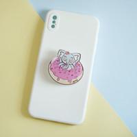 Popsocket lucu murah pop socket handphone panda penguin gajah