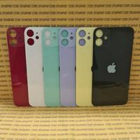 Tutup Belakang Backdoor BackCover Back Casing Iphone 11 Original