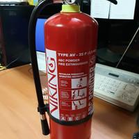 Apar Viking Powder 3,5kg type AV