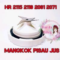 Mounting Pisau Juice Blender Philips HR 2061 HR 2071 HR 2115 HR 2116