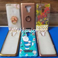 Xiaomi Redmi 4 Prime Xiomi Soft Cover Casing Case Belakang HP