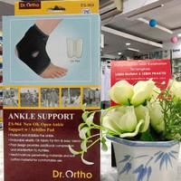 DECKER KAKI - ANKLE SUPPORT - ES 964 DR. ORTHO
