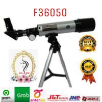 Telescope 360/50mm 60xF36050 Teropong Bintang Astronomical teleskop
