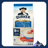 Quaker Oat Quick Cook - Quick Cooking Oatmeal