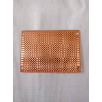 PCB Papan Titik IC Lubang 5X7 cm Universal Paper Copper Board 5X7cm