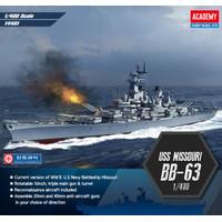 Model Kit ACADEMY USS Missouri BB-63 1/400 14401