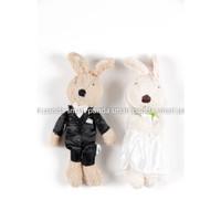 Boneka Pengantin Kelinci Le Sucre Import