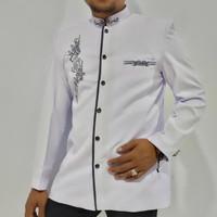 jasko putih terbaru by Jasco Tasik motif MW jas Koko baju formal
