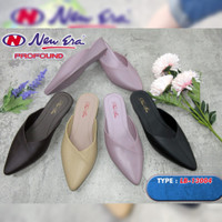 Sepatu Sandal Slop Wanita New Era LB-13004