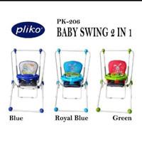 Ayunan bayi umur 6 bulan,kursi makan ayun murah pliko swing baby
