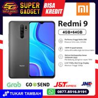 XIAOMI REDMI 9 RAM 4/64 RAM 3/32 GARANSI RESMI - RAM3 NONGIFT