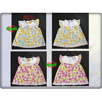 Promo Dress Anak Perempuan - Baju Bayi - 0-6 Bulan Murah