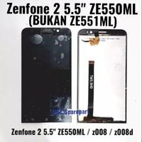ORI OEM LCD Touchscreen Fulset Asus Zenfone 2 5.5 ZE550ML Z008 Z008D