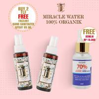 BONUS Hand Sanitizer Faceart BELI TLF Beauty Water 2 Botol