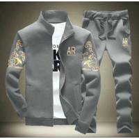 Setelan Pria Vevo - Setelan Sweater Laki-Laki - Baju Celana Panjang