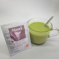 MoriLatte - Minuman Serbuk Kelor Kekinian