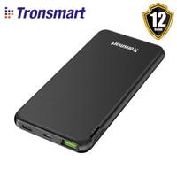 Tronsmart PBD02 10000mAh USB-C PD / QC 3.0 Power Bank VoltiQ