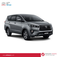 "Toyota New Innova ""Booking Fee"""