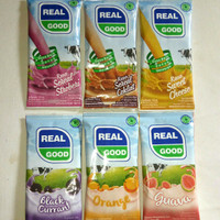 Susu Bantal Real Good 50ML Karton/Dus