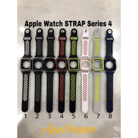 Apple Watch Strap SERIES 4 NIKE DESIGN BUMPER + STRAP Wristband 44mm