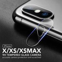 Anti Gores Kamera Tempered Glass Iphone XS Max