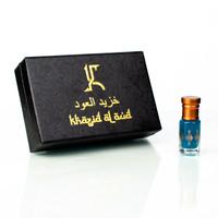 Minyak Wangi Musk Fairuz 6 ML Banafa For Oud Asli Arab Saudi