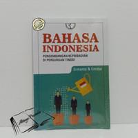 BUKU BAHASA INDONESIA PENGEMBANGAN KEPRIBADIAN DI PERGURUAN TINGGI