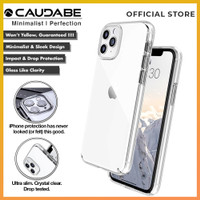 Original Caudabe Lucid Clear Case iPhone 11 Pro Max 11 Pro 11 Casing
