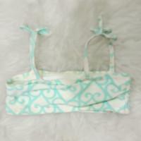 baju renang bikini bayi perempuan import 6-12 bulan murah