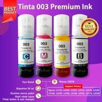 Epson 003 Premium Ink Pengganti Tinta Original L1110 L3110 L3150 L5190