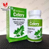 Sidomuncul Celery - Daun Seledri - 30 kapsul