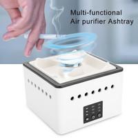 Asbak Air Purifier PM2 Penyedot Asap Rokok dengan Colokan USB