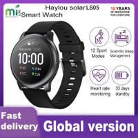 XIAOMI HAYLOU LS05 SOLAR SMARTWATCH SMART WATCH GLOBAL VERSION