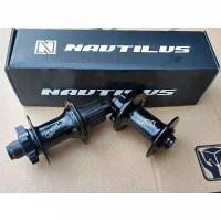 Hub Freehub NAUTILUS CLICKR MICROSPLINE TA 15x100 12x142mm 32 hole