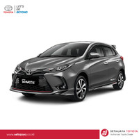 """Toyota All New Yaris """"Booking Fee"""""""