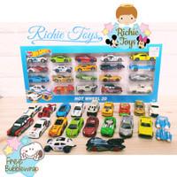 mainan anak mobil hotwheel diecast isi 20 - koleksi- kado mainan anak