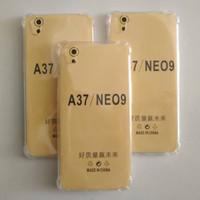 SoftCase AntiCrack Oppo A37 A37F Neo 9 Casing Cover Anti Crack Kondom
