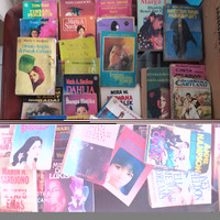 39 novel eks kolpri Maria A. Sardjono Titie Said dll