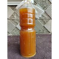 Urine Kelinci Murni Fermentasi Pupuk Organik Tanaman Hias Hidroponik