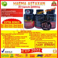ASTAXANTHIN HERBAL HAEMAASTAXAN GRATIS APOLLO 12