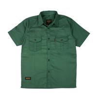 BASIC GREEN-Kemeja / Baju Kerja Lapangan Nyaman Dipakai by ENGINEER