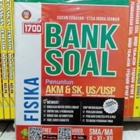 BUKU 1700 BANK SOAL FISIKA SMA MA KLS X XI XII